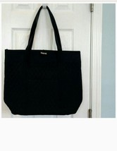 Vera Bradley Classic Navy Vera Tote Shoulder Bag NWT - $85.00