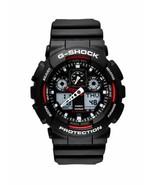 New Casio G-Shock GA100-1A4 Black Resin Strap Men's Watch  - $106.65