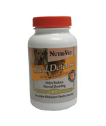 Nutri-vet Wellness Shed Defense Chew 60 Count 669125038062 - $21.53