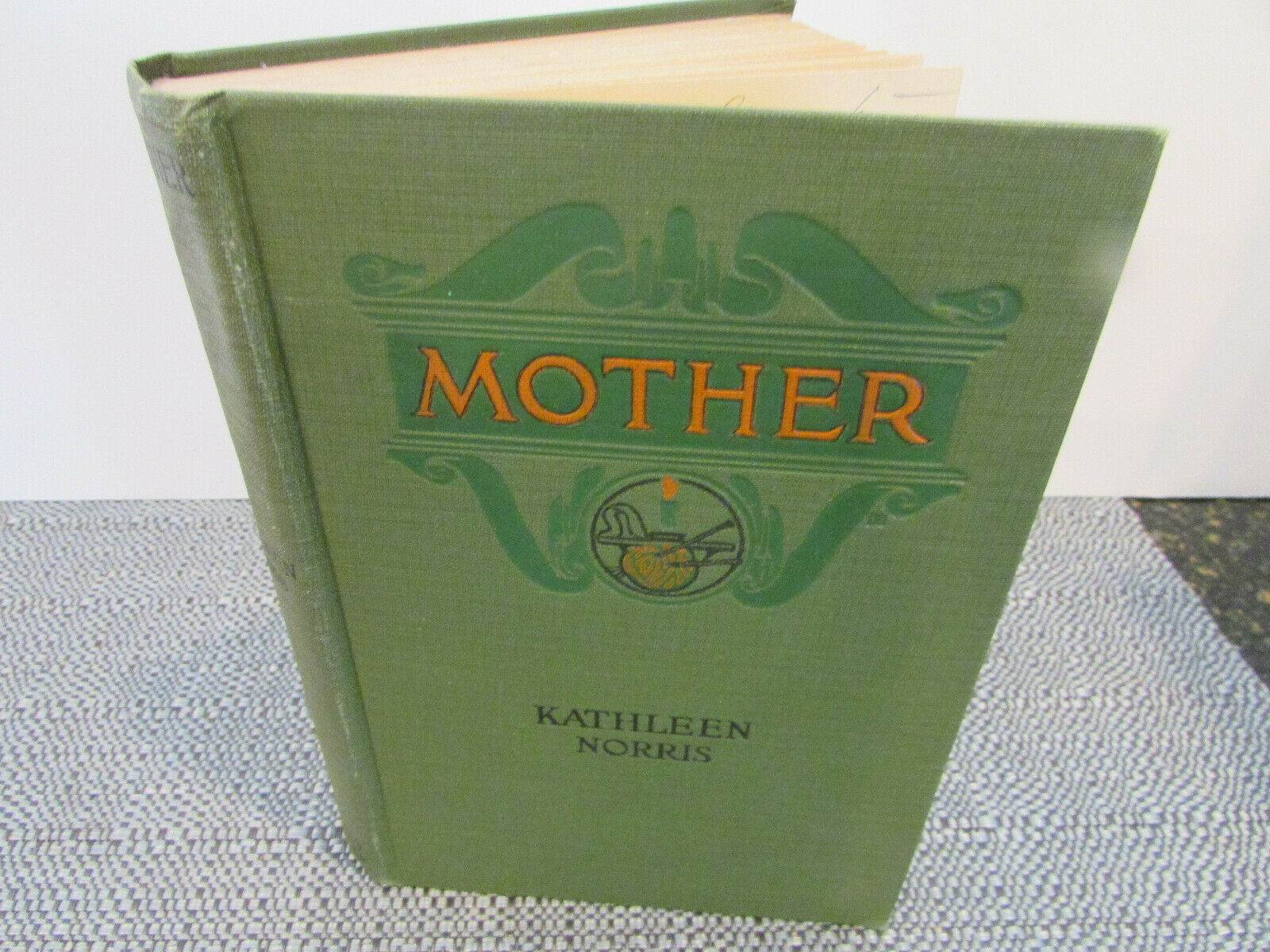 Primary image for MOTHER A STORY BY KATHLEEN NORRIS HC BOOK GROSSET & DUNLAP