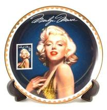 Bradford Exchange Marilyn The Gold Collection Sultry yet Regal Michael Deas CP39 - $37.61