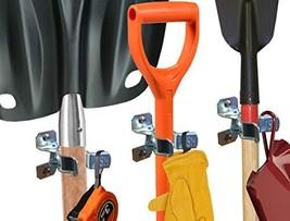 Heavy Duty Shovel Holder Wall Mount and Garden Tool Hangers for Garage W... - €17,63 EUR