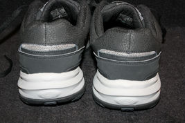 Men's Skechers Black Relaxed Fit Air Cooled Memory Foam Sport Shoes Size 8 image 7