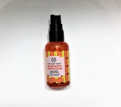 The Body Shop Mandarin Energizing Face Mist - $5.00
