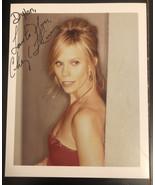 "Cheryl Hines signed photo 8""x10"" - $29.70"