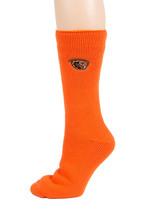 Oregon State University Licensed Orange Thermal Socks - $17.95
