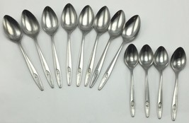 Imperial Int. IIC IMI109 ROSE Dinner Tablespoons Teaspoon Stainless Japa... - $16.83