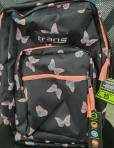 "JanSport 17"" Supermax Backpack - Butterfly - $19.27"