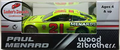 Paul Menard 2018 #21 Menards Ford Fusion 1:64 ARC -