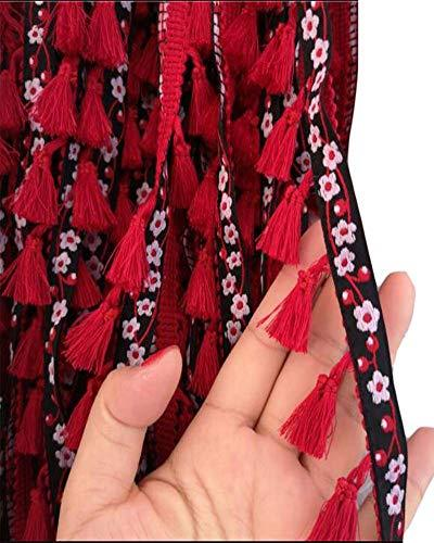 DRAGON SONIC Garment Accessory Craft Tassels Ribbon Trims Wedding Crafts