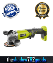 Cordless Angle Grinder Portable 4 1/2 in 18 Volt Lithium Ion Ryobi Power Tool - $60.80