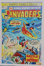 1st Issue!! Invaders #1 (Marvel Comics 1975) Lee, Romita, Original Owner! Hot! - £23.63 GBP