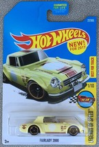 2017 Hot Wheels DATSUN FAIRLADY 2000 1/64 Die Cast Vehicle 1/10 - MIP - $3.95