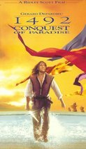 1492 - Conquest of Paradise [VHS] [VHS Tape]