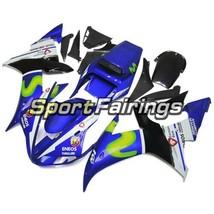 Fairing Kits for Yamaha YZF R1 2002 2003 Injection YZF1000 02 03 Movistar Blue - $426.21