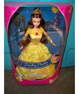 Disney Dazzling Princess Belle Magical light up rose & ting a ling sound... - $44.99