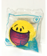 Emoji Plush Can't Wait McDonalds Happy Meal Toy #9 NEW - 2016 - $5.50