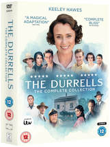 The Durrells Complete Season Series 1 2 3 4 Collection DVD *REG 2 PLEASE... - $39.95