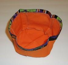 Longaberger 2004 Happy Halloween Liner ONLY New Orange 28386152 - $15.83