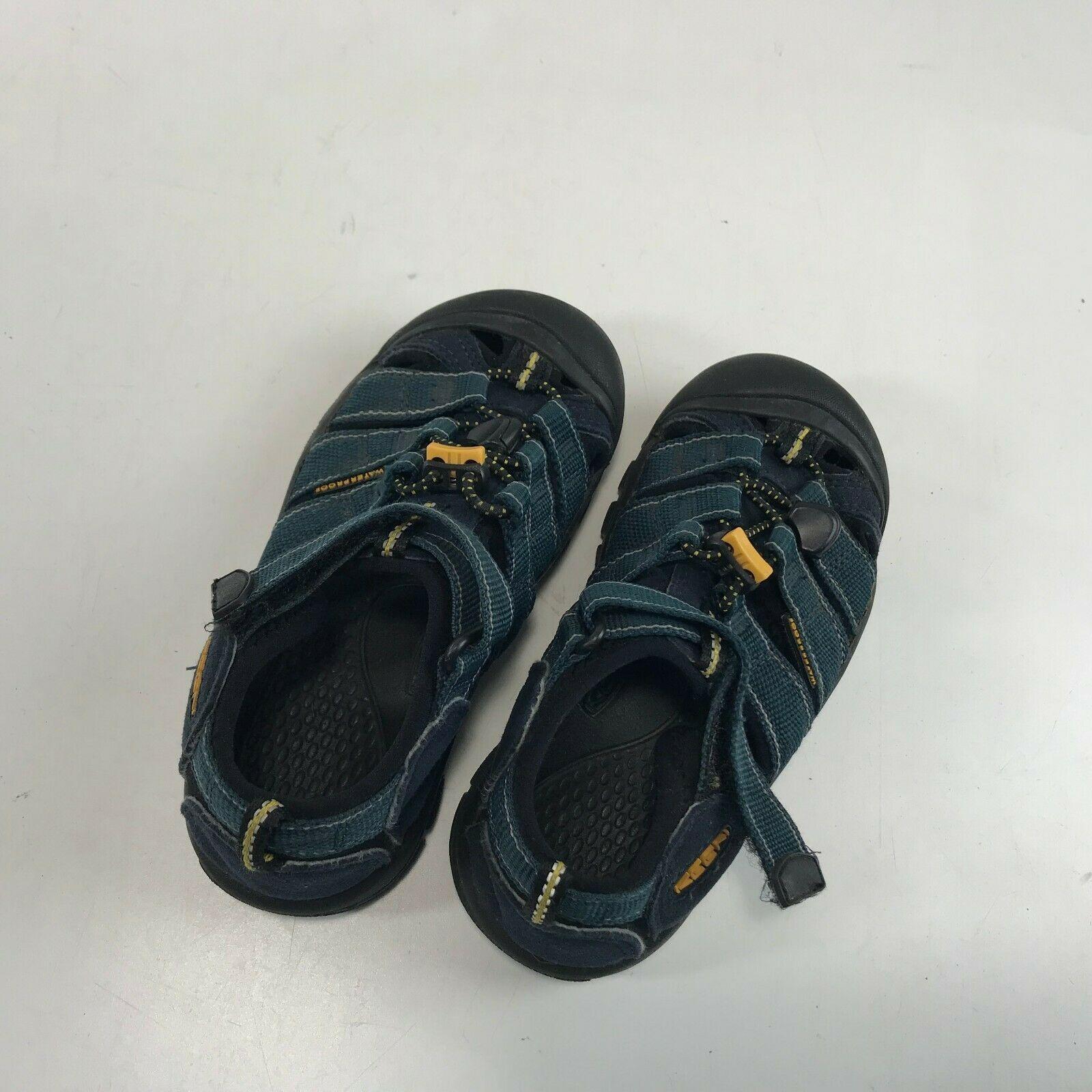 KEEN Newport Waterproof Sports Sandals Shoes Size 13 Boy Toddler image 5