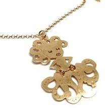 Necklace 70 cm, 925 Silver, Pendant Medusa Fish Crab Shell, le Favole image 2
