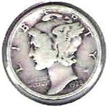Nice 1928 P Mercury dime  - $4.00