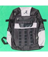 Alabama Crimson Tide Laptop Backpack Embroidered Bag Alabama Franchise 1... - $29.65