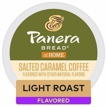 Panera Bread Salted Caramel Coffee 24 to 144 Keurig Kcup Pick Any Size FREE SHIP - $49.99+