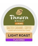 Panera Bread Salted Caramel Coffee 24 to 144 Keurig Kcup Pick Any Size F... - $23.98+