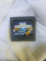 Super Space Invaders (Sega Game Gear, 1993) - $4.95