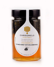 "Thyme Honey With Greek Blueberry 250 g ""ΧΡΥΣΟΜΕΛΟ"" NEW !!! Greek honey - $33.65"