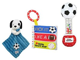KP Kids Preferred Ultimate Baby Gift Set, Little Sport Star On The Go Pl... - $43.05