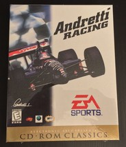 Andretti Racing PC EA Sports Sealed Brand New - $18.99