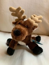 Ganz Webkinz Reindeer Pet Plush Great Condition !! - $17.77