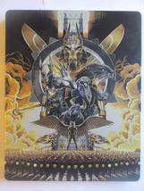 Gods of Egypt Best Buy Steelbook (3D + Blu-ray + DVD)