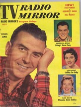 ORIGINAL Vintage September 1955 TV Radio Mirror Magazine Dennis James - $18.51