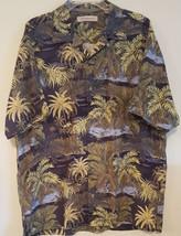 TOMMY BAHAMA RN 86549 – Men's Tropical Hawaiian Button-Down Silk Shirt -... - $50.56