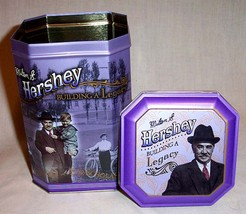 1996 Hershey Foods Legacy Canister Tin #3 - $4.95