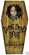 Living Dead Dolls: Porcelain Posey 18 Inch Tall Brand NEW! - $164.99