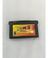 Nintendo Gamboy Advance GBA Dragonball Z Legacy of Goku II - $12.95