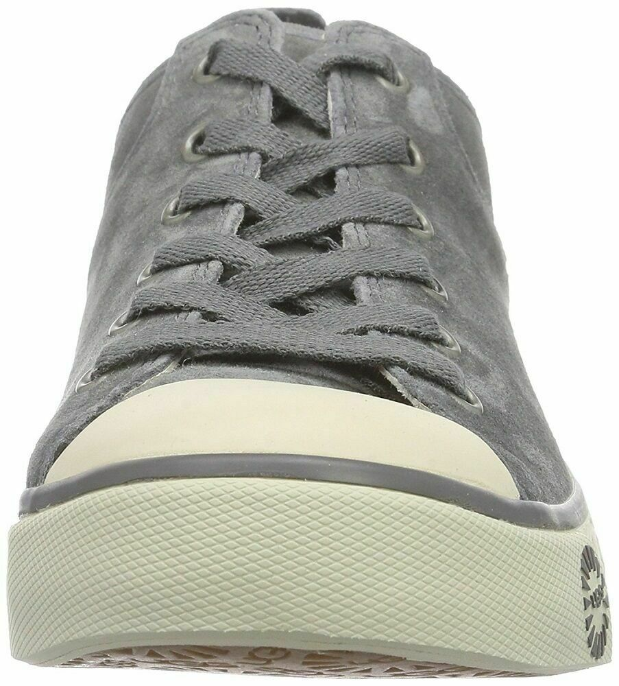 UGG Australia Sport Collection Women's Evera Oxford Sneakers in Pewter, Size 5 image 5