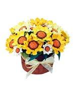 Artificial Flowers Decorative Bouquets Imitation Flowers Sunflower - $19.23