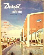 Desert Magazine Back Issue March 1962 - $10.00