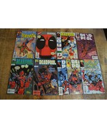 Deadpool #11 12 13 14 15 16 17 18 19 Marvel Comic Ajax First App Lot of ... - $116.09