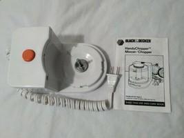 Black & Decker Handy Chopper Food Processor Replacement HC-20, Series 3 ... - $17.81