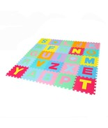 Baby Developing Play Mat Foam Puzzle Letter Pattern 30x30cm 26pcs Sets P... - $41.57