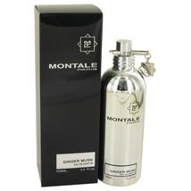 Montale Ginger Musk by Montale Eau De Parfum Spray (Unisex) 3.4 oz for Women - $128.95