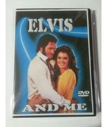 Elvis And Me made for TV movie with extras DVD Dale Midkiff Free USA Shi... - $14.67
