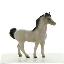 Hagen Renaker Miniature Horse Tiny Gray Stallion Ceramic Figurine image 5