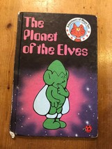 """1982 1ST ED """"THE PLANET OF THE ELVES"""" LADYBIRD BOOK (SERIES 814 - 50p NET) - $1.57"""